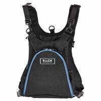 Чанта елек за спининг  Illex Stalker Bag - размери - 30 x 8 x 32см /36 x 6 x 3 см