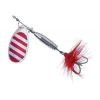 Въртяща блесна Colonel Red Stripe № 1с холограма