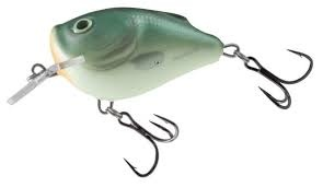 Воблер Salmo Squarebill 5 floating Greenback Herring GBH