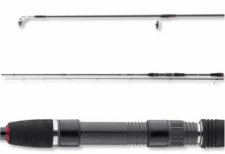 Спининг въдица Daiwa BALLISTIC X SPIN - 2.40 m/ 7-28 g - ново 2020
