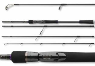 Спининг въдица Daiwa PROREX XR SPIN - 2.40 m/15-50 g - ново 2020