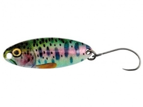 Блесна клатушка Nomura ISEI TROUT 23 mm - 1.4 g - Real Rainbow Trout
