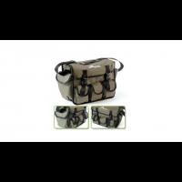 Чанта за спининг риболов Fil Fishing Bag 4058 - размери 35 х 18 х 30 см