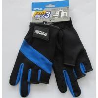 Owner - ръкавици за риболов - черно/синьо