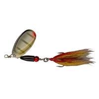 Въртяща се блесна  Pezon & Michel Buck Pike Perch № 4 - 18 g, цвятPerch