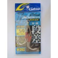 Куки за пилкери Owner Jigger Light JD-22 №5/0