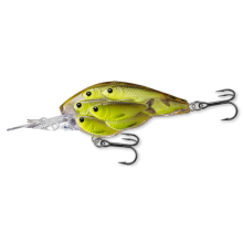Воблер LiveTarget Bait Ball Yearling Crankbait 60 мм 14 g - Charteuse black