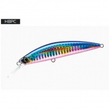 Воблер F1188 DUEL Hardcore Heavy Minnow Sinking 70 mm 16 g HBPC
