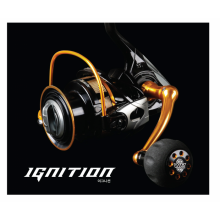Спинингова макара NS BLACK HOLE IGNITION SPINNING REEL Limited Edition - SW 4000 HG