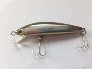 Воблер BASSDAY SUGAR MINNOW 50 SP