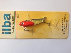 Блесна цикада ILBA 10 г с холограма