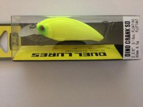 Воблер DUEL Dino Crank SD Floating 60 mm - MCL