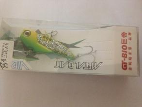 Блесна цикада GT BIO PRADO II A 15 g - Green yellow