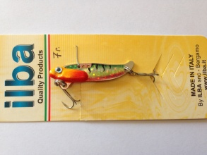 Блесна цикада ILBA  7 грама  с холограма