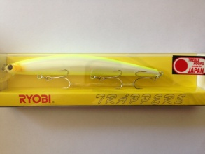 Воблер RYOBI Pro Minnow SM1251 Floating 125 mm -  12g - 08