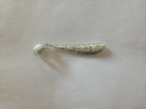 Силиконова примамка рибка Relax Kingshad 4 - 10 см L C 008