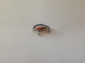 Воблер Cormoran COR F3 - 40 mm, 3.5 g Dying Roach