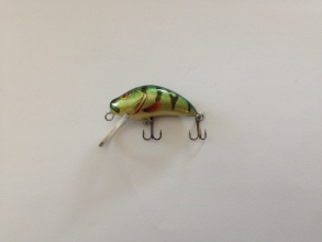 Воблер Profi - Hand Made 40 mm 4 g - Floating  - Perch