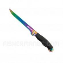 Нож за филетиране с титаниево покритие - 28 см Mustad