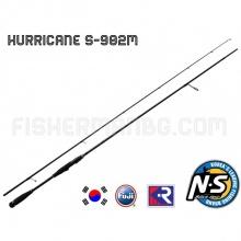 Спининг Hurricane S-902 M Black Hole 2.74 m 14-40 g