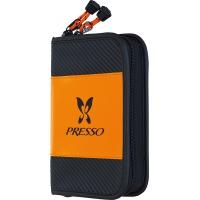 Класьор за клатушки Daiwa Presso Wallet - Orange ML