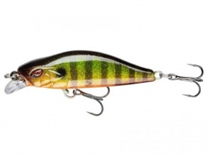 Воблер DAIWA PROREX FLAT MINNOW 50 SS - 4,8 г - Gold Perch