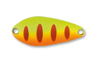 Блесна клатушка NOMURA ISEI TROUT AKI 25 мм 1,4 г - yellow orange red strripes