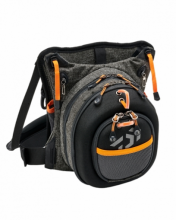 Чанта за спининг примамки с  4 отделения - DAIWA CHEST PACK