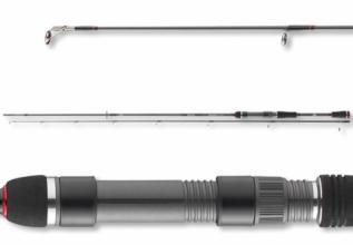 Спининг въдица Daiwa BALLISTIC X SPIN - 2.70 m/7-28 g - ново 2020