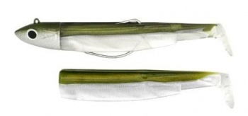 Силикон Black Minnow No2 Combo - 9 cm, 10g