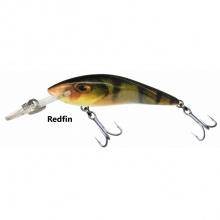 Воблер Gillies WARLOCK 80 мм 12 г - цвят  Redfin