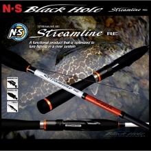 Спининг въдица Black Hole Streamline S-602UL RE 1.83 м - 0.8 - 7 г
