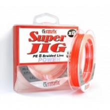 8 нишково плетено влакно Fanatik Super Jig PE № 1,2 - 120 m