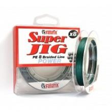 Плетено 8 нишково влакно Fanatik SUPER JIG 0.8