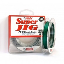 Плетено 8 нишково влакно Fanatik SUPER JIG 1