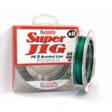 Плетено 8 нишково влакно Fanatik SUPER JIG 1.2