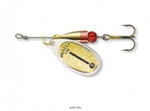 Въртяща се блесна CORMORAN BULLET - GOLD HOLO /№ 1 - 3  г