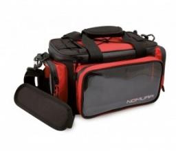 Чанта за спининг риболов Nomura Narita CARRYALL TRANSP Pocket  -  размери 37x23x20см