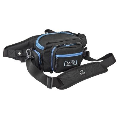Чанта за спининг риболов Illex Hip Bag - Размери 37х15х21см.