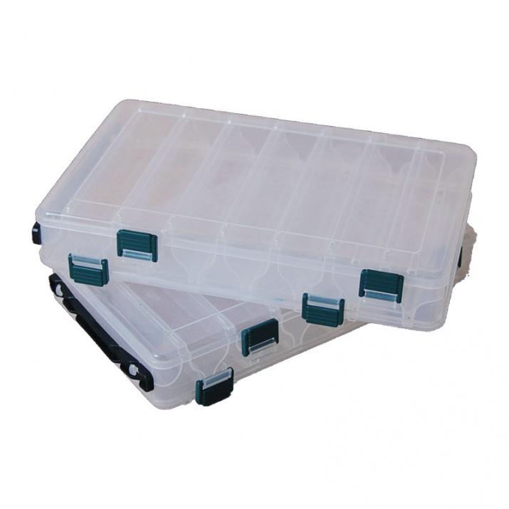 Кутия за морски воблери - 14 отделения -  FB-319