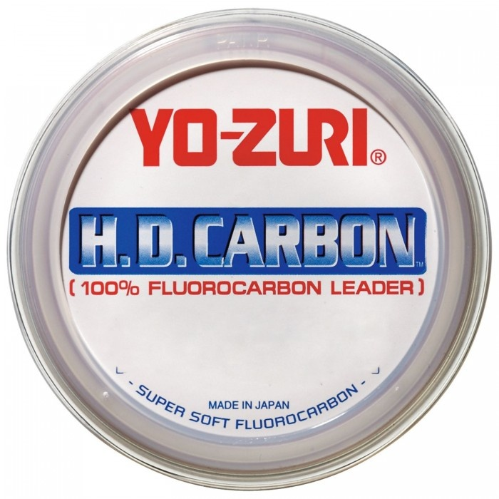 Флуорокарбон H.D CARBON Yo-Zuri 0.744 mm
