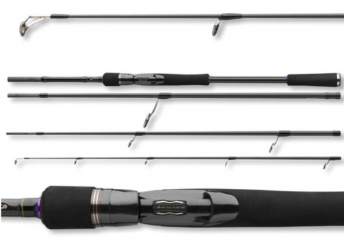 Спининг въдица Daiwa PROREX XR SPIN - 2.70 m/ 15-50 g - ново 2020