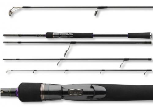 Спининг въдица Daiwa PROREX XR SPIN - 2.40 m/ 7-21 g - ново 2020