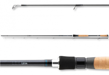 Спининг  въдица Daiwa LEXA SPIN - NEW 2.40 m, 5-20 g