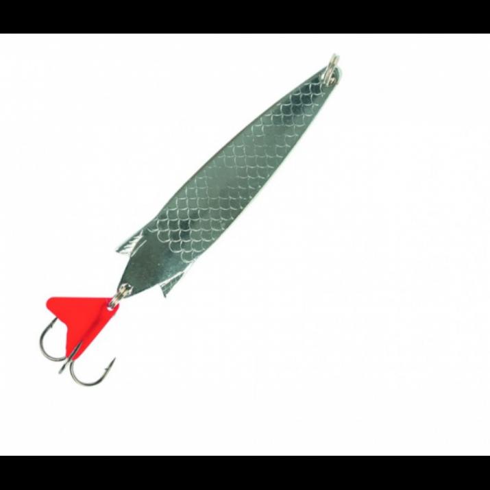 Блесна клатушка Fil Fishing Filex ARROW - 9 см - 25 г - Silver