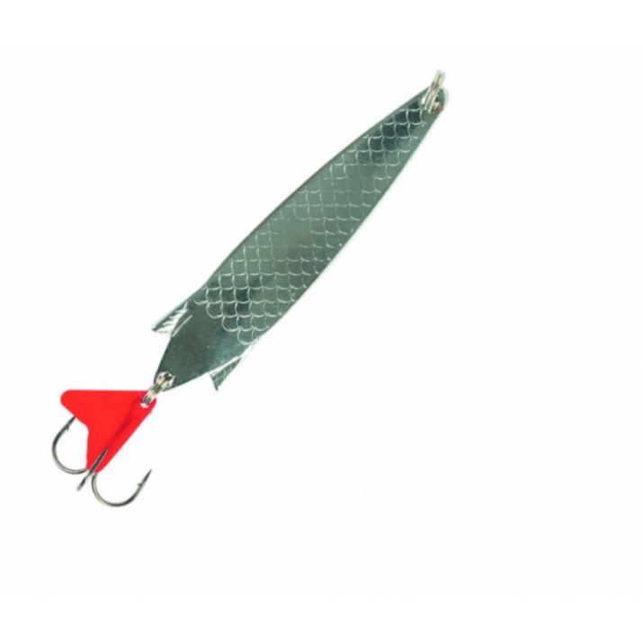 Блесна клатушка Fil Fishing Filex ARROW - 7.5 см - 15 г - Silver