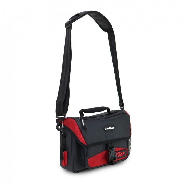 Чанта за спининг риболов ForMax BAG ATTACK +3 бр кутии за примамки