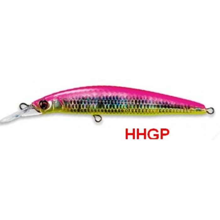 Воблер DUEL Hardcore Minnow(s) 70 mm HHGP