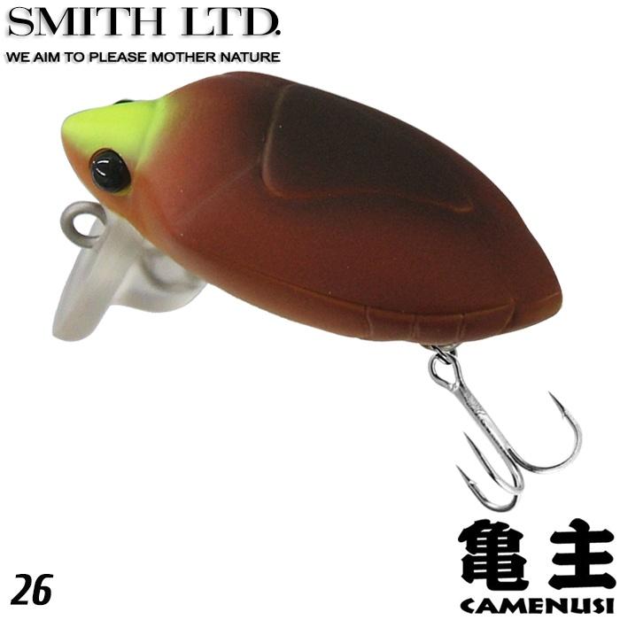 Воблери SMITH CAMENUSI - Floating - 31 мм 2.5 г