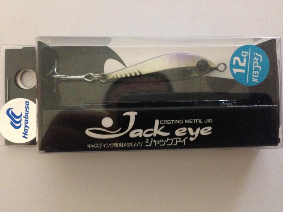 Джиг Hayabusa Jack Eye FS410 12 g #13
